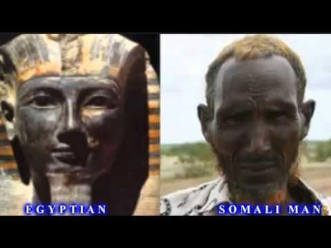 LES ANCIENS EGYPTIENS ET NUBIENS ETAIENT NOIRS ET DE LA MEME RACE (NOIRE)
