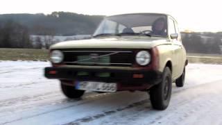 Schmiddis DAF DRIFT - Volvo 66 extrem