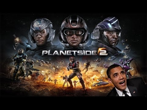 VGU Plays: Planetside 2 | There Goes The Neighbourhood