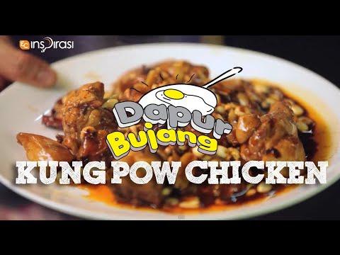 #DapurBujang: Kung Pow Chicken.