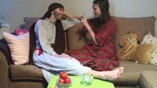 21. myskväll; Youngsters julkalender Guds plan med Marias barn.