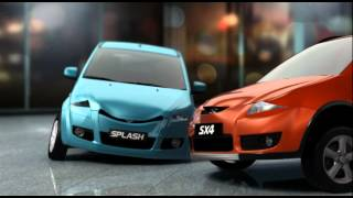 Suzuki Splash TV commercial