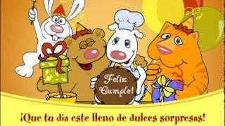 Video Tarjetas de Feliz Cumpleaños para Enviar