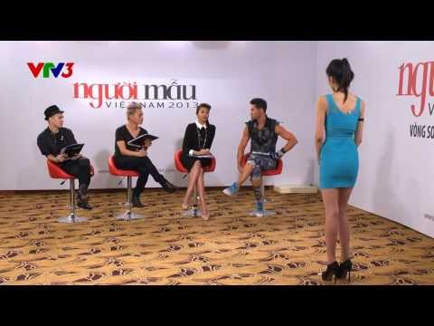 Vietnam s Next Top Model 2013 - Tập 1 FULL HD