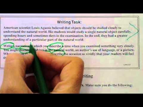 cahsee essay 2013