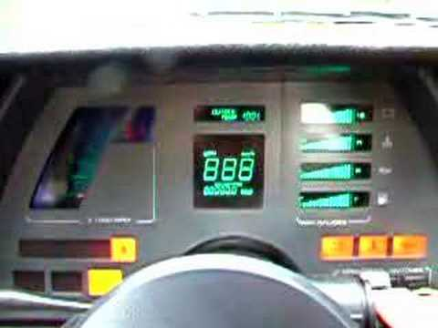 1986    cavalier    z24 digital    dash     YouTube