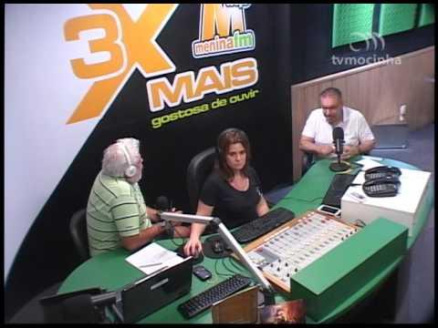 Canal 100 Entrevista Volnei Mo