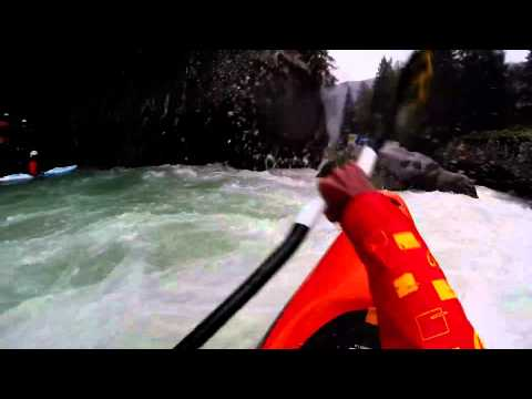 Extreme Kayak Worlds- Hero 3+