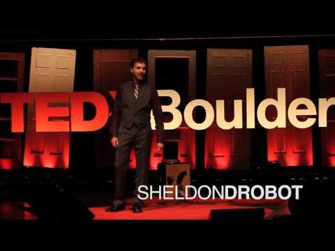 The promise of connected vehicles: Sheldon Drobot at TEDxBoulder