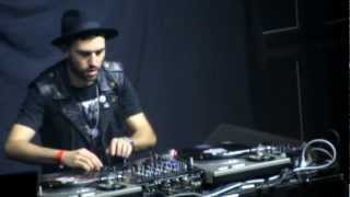 DJ A-Trak @ Metropolis, Montreal, October 22nd 2012 / Part 1 of 3 view on youtube.com tube online.