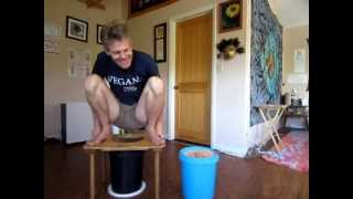 Low Back Pain & Sciatica Exercises SQUAT To Poop In A
