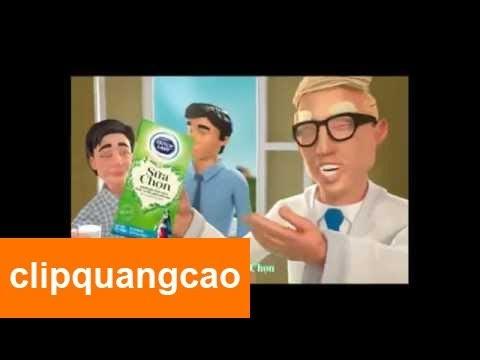 Quảng cáo sữa Chọn Cô Gái Hà Lan mới nhất 2014 cho bé yêu HD