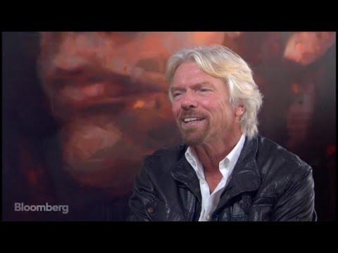 Richard Branson: We Make Virgin Companies Fun