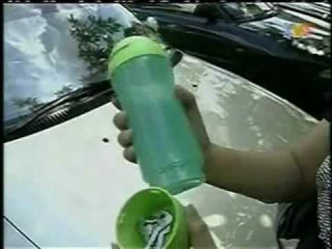 Tupperware Tumblers.Nona Tv3 4th April 2010