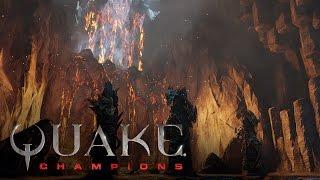 Quake Champions - Burial Chamber Arena Trailer