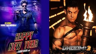 Happy New Year Movie Breaks DHOOM:3 's Box Office Record