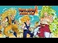Goku & Vegeta vs SSJ3 Broly - DragonBall Heroes M.U.G.E.N