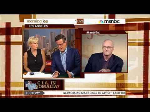 Jeremy scahil on morning joe-The CIA's Secret Sites in Somalia