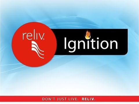 WEBINAR: Reliv Ignition Asia Pacific Vision (Oct 28, 2013)
