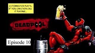 Let's Play: Deadpool 10 - Surprise!!!!