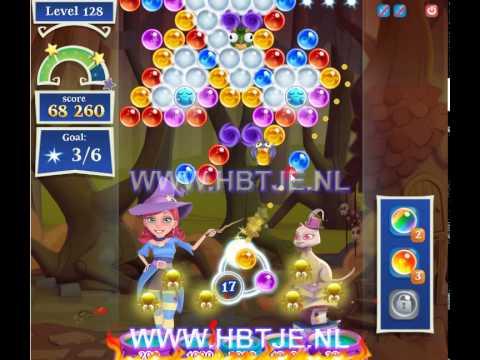 Bubble Witch Saga 2 level 128
