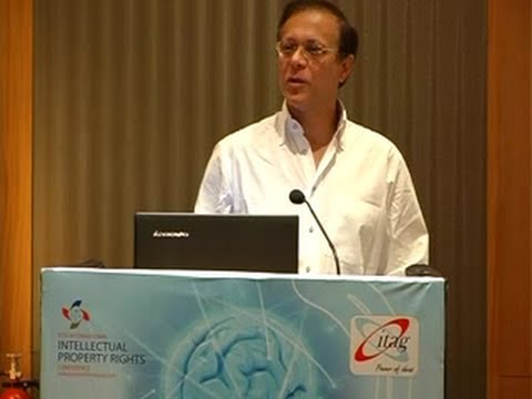 MR.BHARAT DUBE, at GIPC 2013,Bangalore,India