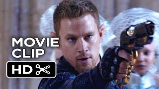Jupiter Ascending Movie CLIP Resourceful (2015) The