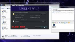 How To Install Resident Evil 6Black Box [HD] Working 100