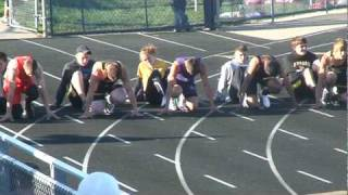 High School Track And Field 100m 2010 One Of The Fastest