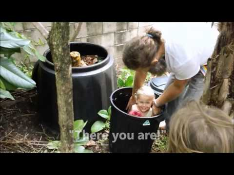 Compost Magic Noosa Forest Retreat Permaculture Design Course Queensland Sunshine Coast