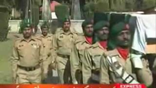 The Great Pakistan Military Video-The Great Mother