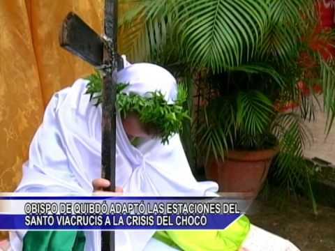 NOTA VIACRUCIS EN EL CHOCÓ
