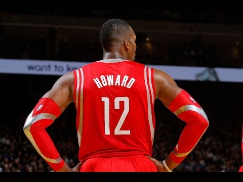 Dwight Howard Denies Carlos Boozer!