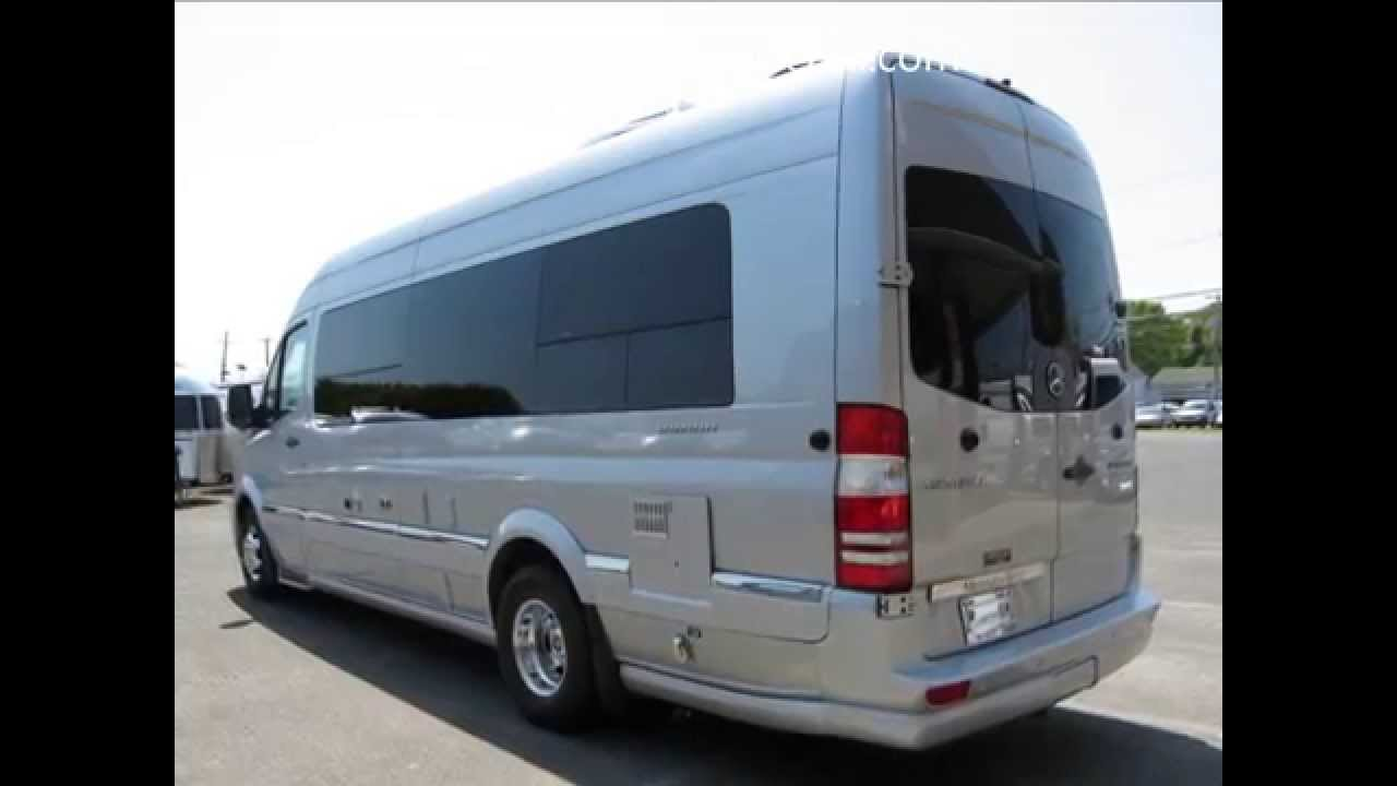 2014 airstream interstate mercedes benz sprinter rv