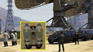 Mount Josiah & The Big Ear Satellite GTA 5 Jetpack