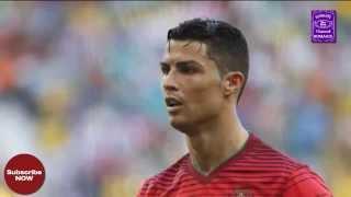 Mundial 2014: Los Gestos De Cristiano Ronaldo Ante