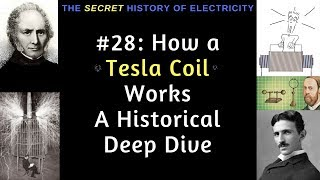 How Does a Tesla Coil Work? A Historical Deep Dive