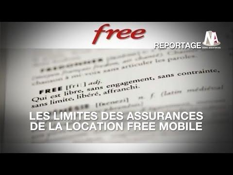 Location de portable Free mobile : un risque non assuré