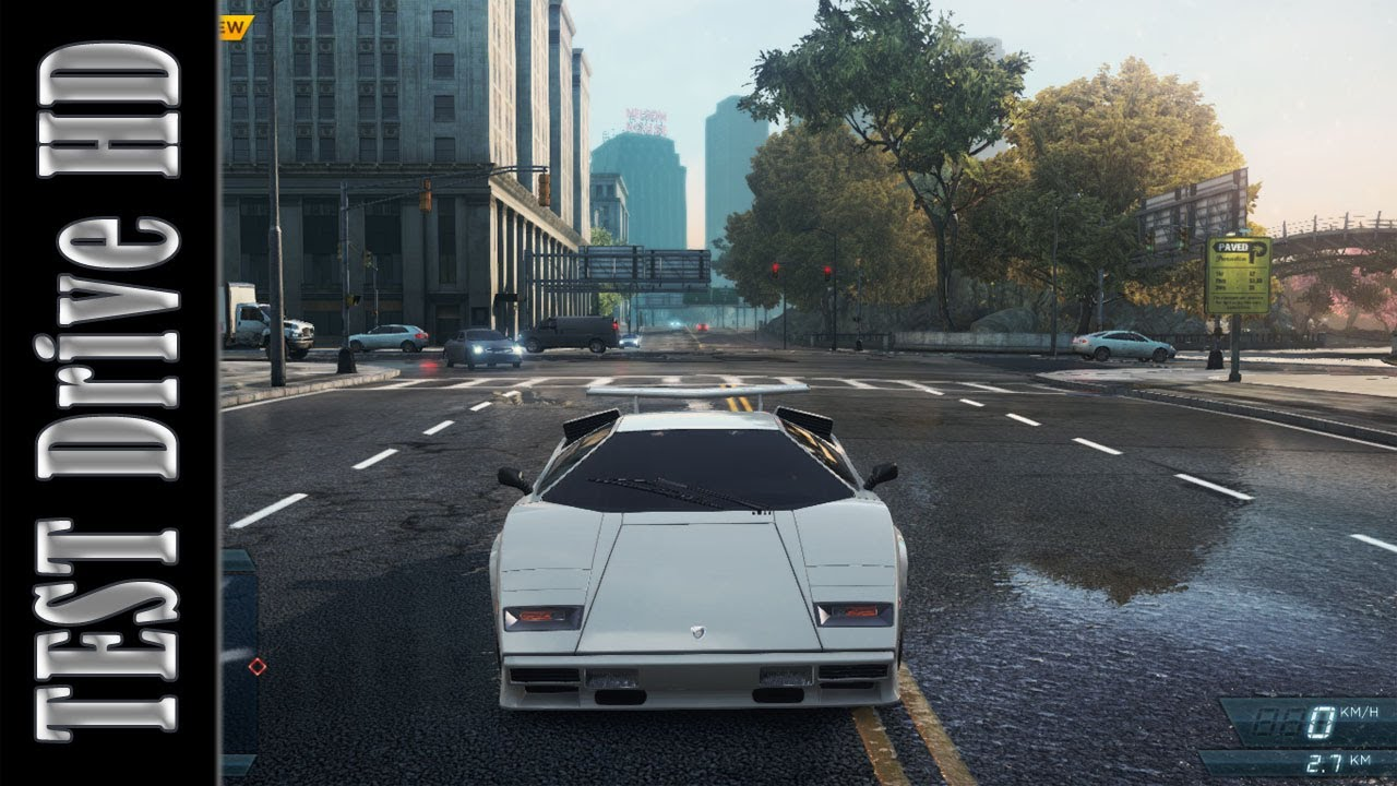 lamborghini countach need for speed most wanted 2012 test drive hd youtube. Black Bedroom Furniture Sets. Home Design Ideas