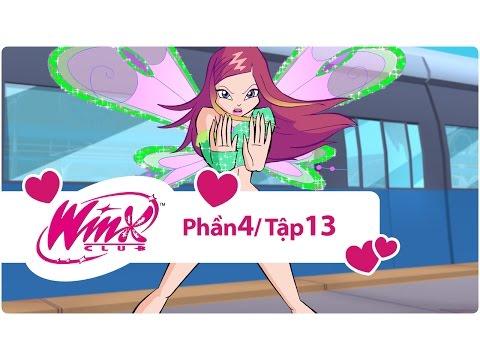 Winx Club - Phần 4 Tập 13 - Nhóm phù thuỷ tấn công - [trọn bộ]