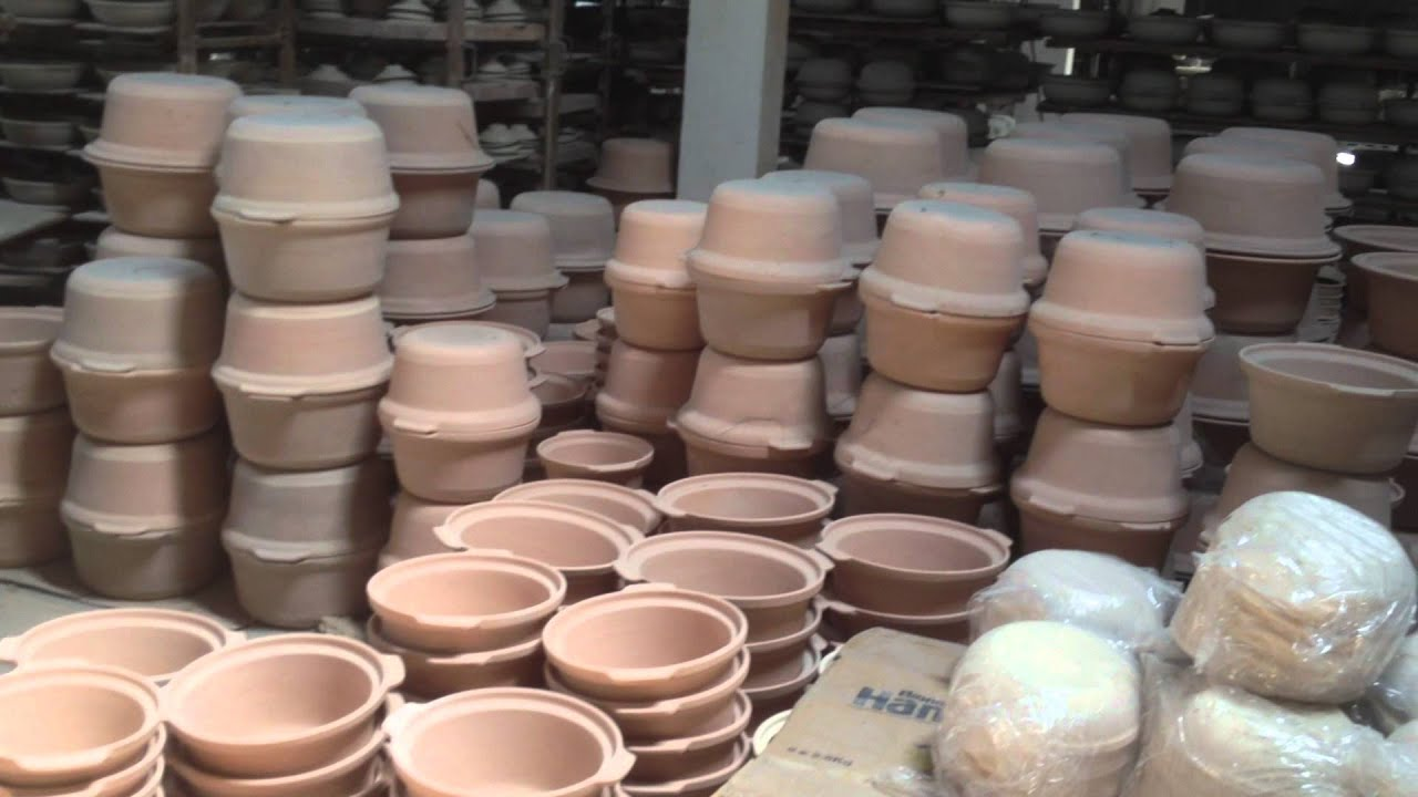 Visit To A Clay Pot Making Factory Clay Craft Malaysia