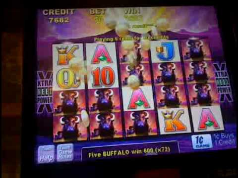 Buffalo slot machine wins 2018