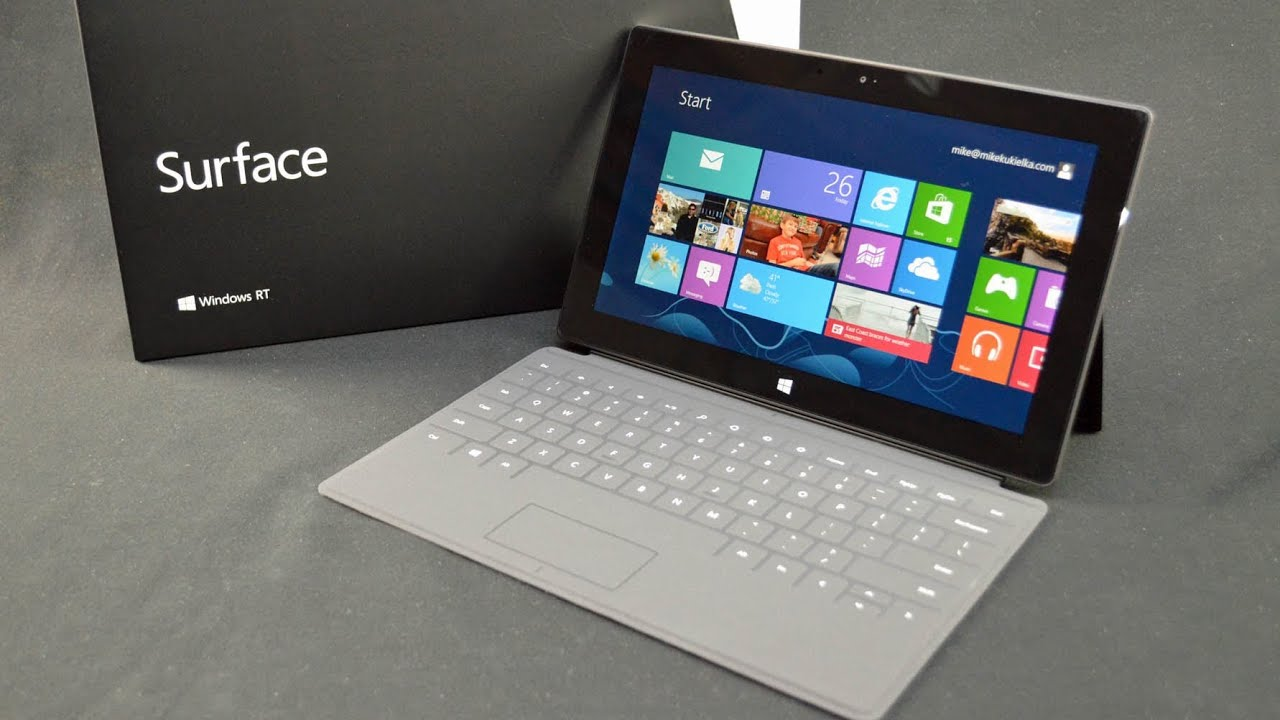 Microsoft Surface mini and Haswell-powered tablets ...