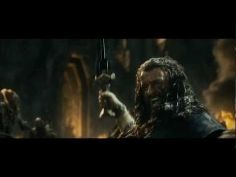 The Hobbit An Unexpected Journey Fan Trailer [HD]
