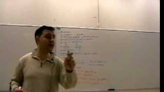 Macroeconomics, Lecture 01