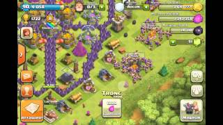 Clash Of Clans Technique De Farme