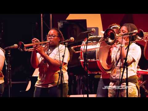 The Original Pinettes Brass Band Interview