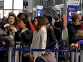 Passengers Stranded After Storm Disrupts Flights