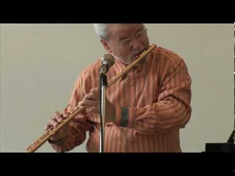 Sir James Galway Masterclasses - Switzerland