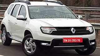 Novo Renault Duster 2015 Preview